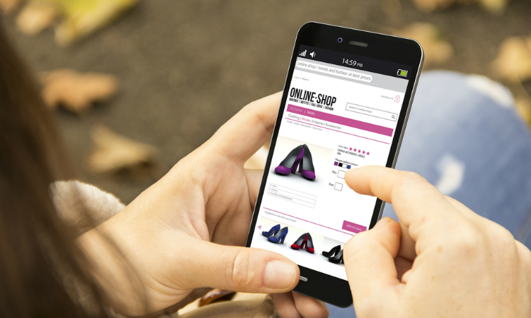 Mobile App eCommerce Online Store- Featured Image